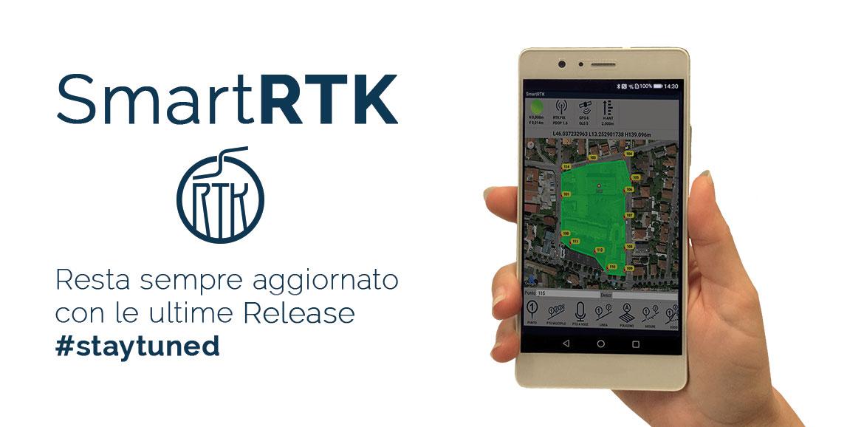 Smart RTK Last Release